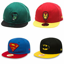 New Era Mi Primera Superhéroe Ajustable 9fifty Niño Bebé Infantil Gorra 950