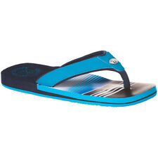 Animal Jekyl Soft Hommes Chaussures Tongs - Hawaiian Blue Toutes Tailles