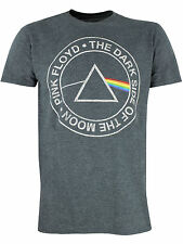 Pink Floyd T-Shirt | Mens Pink Floyd Tee | Pink Floyd Dark Side Of The Moon Top