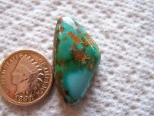 NATURAL Royston Turquoise 25 carat Cabochon American Nevada Blue Green Cab