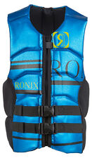 RONIX ONE CABLE EDITION Weste 2016 anodized azure Wakeboard Prallschutzweste