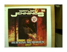 Waylon Jennings - Burning Memories, Jennings, Waylon: