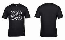 Specialized Roubaix Road Bike Parts Bicycle T-Shirt Cycling Clothing Christmas
