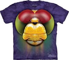 The Mountain Dragonfly Face Libelle Insekt T Shirt Tee Top S - 3XL  #3218 573