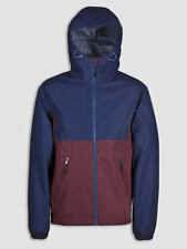 WEEKEND OFFENDER CHAQUETA WHILLAN ML XXL XXXL ANTI LLUVIA VIENTO CAPUCHA