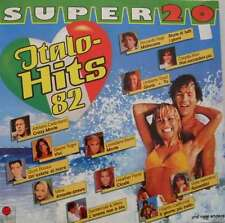 Various - Super 20 - Italo-Hits '82 (LP, Comp) Vinyl Schallplatte - 125808