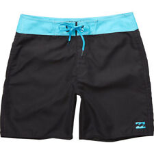 Billabong All Day Og Cut 17in Mens Shorts Boardshorts - Black Cyan All Sizes