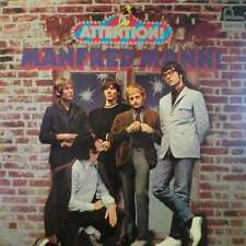 Manfred Mann - Attention! Manfred Mann! (LP, Comp Vinyl Schallplatte - 41496