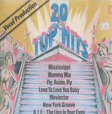 Various - 20 Top Hits (LP, Comp) Vinyl Schallplatte - 61722