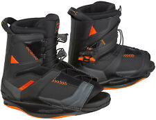RONIX NETWORK Boots 2017 space black/electric orange Wakeboard Bindung
