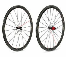 "FIR R1 Carbo Set ruote bicicletta 28"" Bici da corsa Carbon"