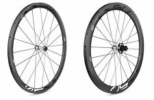 "FIR R36/50 Carbo Set ruote bicicletta 28"" Bici da corsa Carbon"