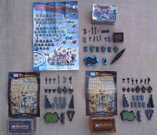 MEGA BLOKS DRAGONS & DRAGONS KRYSTAL WARS SELECTION.