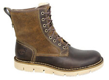 Timberland Westmore Hiker Mens Ankle Lace Up Shearling Leather Boots A1BBY D37