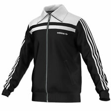 adidas Herren Originals Jacke 83 Europa Track Top Trainingsjacke Retro Jacket
