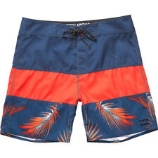 Billabong Tribong Printed Og 17in Mens Shorts Boardshorts - Navy All Sizes