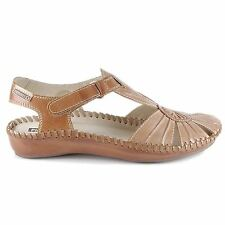 Pikolinos Puerto Vallarta 655-8899C1 Nude Womens T-bar Sandals