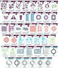 CREATIVE EXPRESSIONS - SUE WILSON CHOICE of DIES or STAMPS - 2017 FREE UK P&P