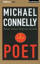 The Poet by Michael Connelly (2015, CD, Unabridged)