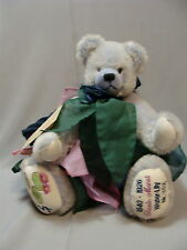 Hermann Claude Monet Water-Lily Bear No. 352 New with Tags