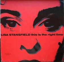 """Lisa Stansfield - This Is The Right Time (12"""", M Vinyl Schallplatte - 114639"""