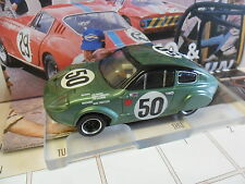 PROTO SLOT/GHOST MODELS GM014/1 RESIN RTR MINI MARCOS GT LM1967 SCALEXTRIC