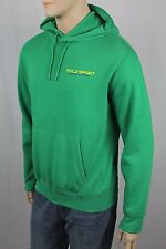 Polo Ralph Lauren Sport Green Athletic Hoodie NWT