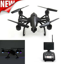 JXD 509G 5.8G FPV With 2.0MP HD Camera High Hold Mode RC Quadcopter + Monitor