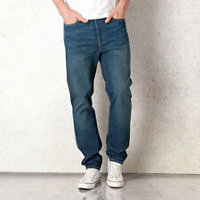 Men&Apos;S Levis 522 Slim Taper Jeans In Dark Blue From Get The Label