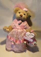 Annette Funicello Bear with Button In Ear, Tagged, Mint - 10