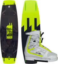 CTRL THE LINE 135 2015 inkl. IMPERIAL Boots snow camo Wakeboard Set inkl.