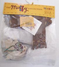 NIP-The Muffy Collection-Clothing-Pocahoppy-Happy VanderHare Dress/Shoes/Purse