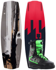 CTRL THE IMPERIAL 143 2015 inkl. IMPERIAL Boots black camo Wakeboard Set inkl.