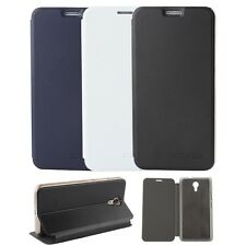 """For 5.5"""" Ulefone Power 2 Phone PU Leather Stand Book Flip Built-in Case Cover"""