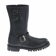 Harley Davidson 11 Engineer Black Mens Tall Biker Boots All Sizes