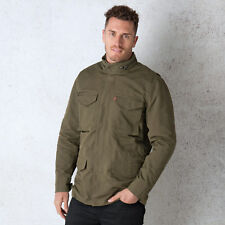 Men&Apos;S Levis 3 In 1 Field Jacket In Olive From Get The Label