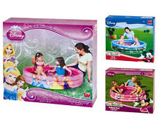 Kids Childs Paddling Pool - Disney Mickey and Minnie Mouse - 122cm - Garden Toy