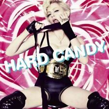 Madonna - Hard Candy (2008) Cd Album In Excellent Condition (4 Minutes)