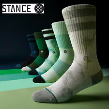 STANCE MENS SOCKS.NEW CREW CUSHIONED ARCH SUPPORT CREW SIZE LARGE UK 8.5-11.5