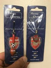 Official Arsenal mobile-phone Phone football charms brand new FREE DELIVERY