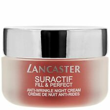 Lancaster Suractif Fill & Perfect Anti-wrinkle Night Cream 50ml for women