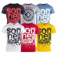 Mens Sonneti T-Shirt In Various Colours From Get The Label