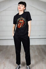 Official The Rolling Stones 50th Anniversary Vintage Unisex T-Shirt Rock Band