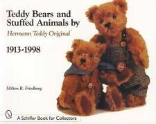 Vintage Hermann Teddy Bears Originals Collector Guide 1913-1998 Stuffed Animals