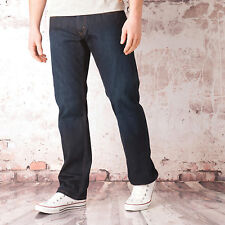 Mens Levis 514 Straight Fit Enzyme Wash Jeans In Denim From Get The Label