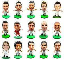 Official Football Club - Real Madrid F. C. Soccerstarz Figuras Nuevo Jugadores)