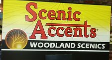 SCENIC ACCENTS FIGURES (HO SCALE) BY WOODLANDS SCENICS - LOADS TO CHOOSE FROM