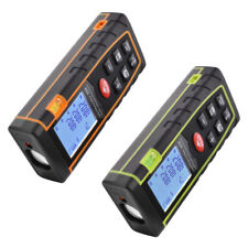 40m/80m Digital Laser Meter Rangefinder Range Finder Tape Measure Diastimeter