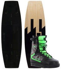 CTRL THE HUSTLE FINLESS 136 15 incl. IMPERIAL Bottes noir camouflage Wakeboard