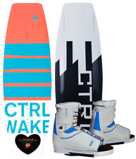 CTRL THE VOGUE 129 2015 incl. Vogue Botas Wakeboard Set incl. Fijación